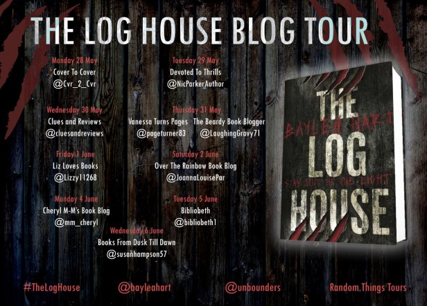 The Log House BT Poster