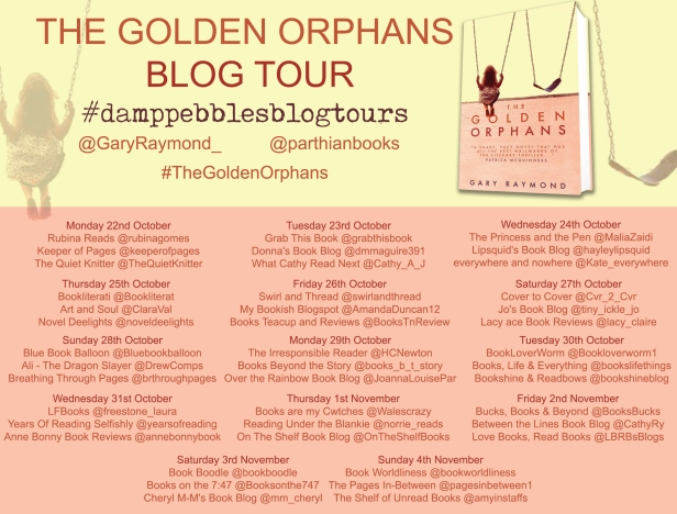 The Golden Orphans banner