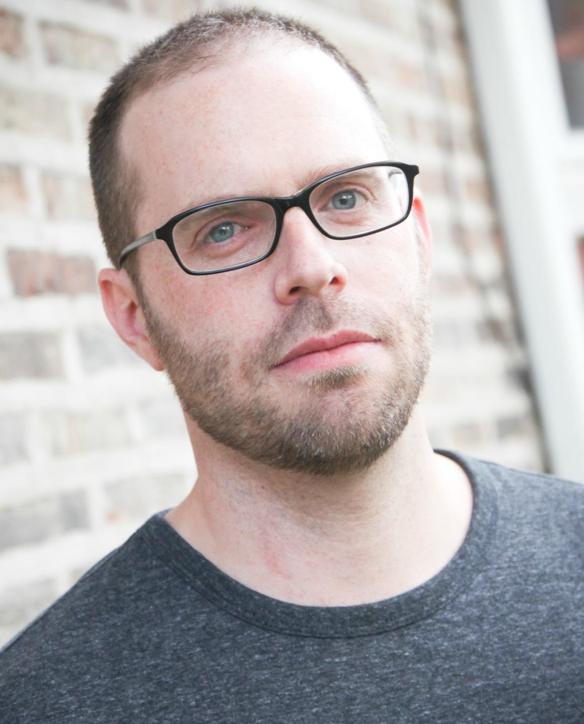 Samuel Gately author photo